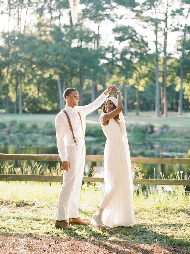 Southern Weddings Magazine Davy Whitener Wedding Photography